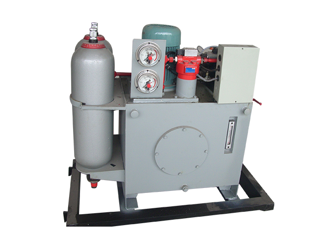 液压油缸、推杆、液压站